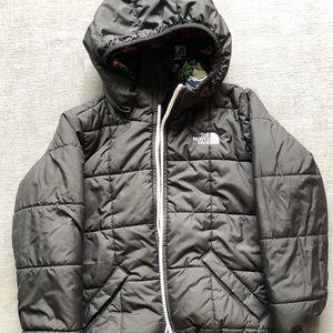 North Face Toddler Boys' Reversible Perrito Coat